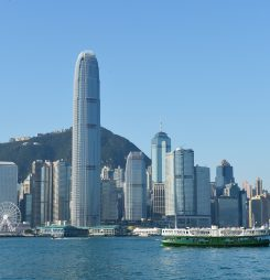 Hong Kong steps up its Fintech game